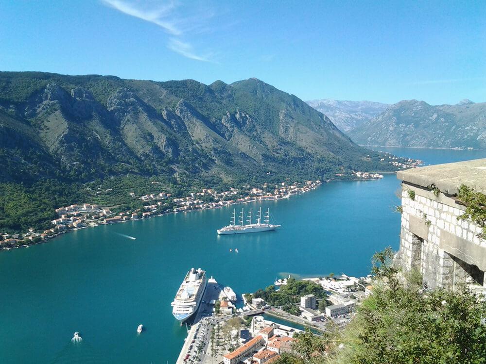 Kotor, Boka Kotorska, Črna gora