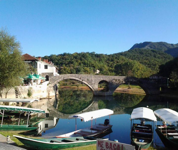 Rijeka Crnojevića, Skadarsko jezero, Črna gora